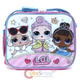 LOL Surprise School Lunch Bag Snack Box Work It BB