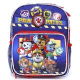 "Paw Patrol 10"" School Backpack Toddler Bag - Team Work"