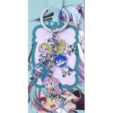 Hatsune Miku 5 Pendent Key Chain
