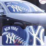 MLB NY Yankees Windshield  Front Car Window Sun Shade