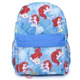 Disney Princess Little Mermaid Ariel AOP Large School Backpack