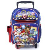 "Nickelodeon Paw Patrol Roller Backpack 12"" Toddler Small Bag"
