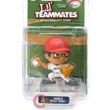 Lil Teammates Anaheim Angels Figure Pitcher