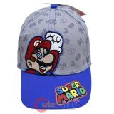 Super Mario Baseball Hat