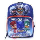 PJ Masks Toddler Backpack 10in Mini Bag Time to Save