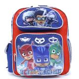 "PJ Masks Medium School Backpack 12"" Boys Bag Time To Save"