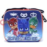 PJ Masks School Lunch Bag Insulated  Snack Bag Time To Save