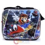 Nintendo Super Mario School Lunch Bag Insulated Box - Odyssey