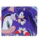 Sonic Bi Fold Wallet AOP