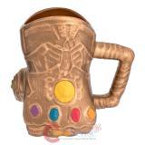 Marvel Infinity War Gauntlet Sculpted Ceramic Mug