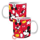 Disney Mickey Mouse Heat Reactive Ceramic Mug