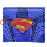 DC Superman Wallet Metal Badge