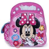 Disney Minnie Mouse Toddler Backpack 10in Bag