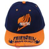 Fairy Tail SnapbackHat Trucker Flat Bill Cap