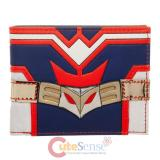 My Hero Academia Wallet All Might Suit