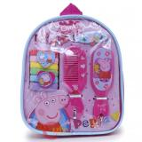 Peppa Pig Hair Accessory Set in Backpack