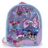 LOL Suprise Hair Accessory Set in Backpack