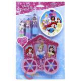 Disney Princess Lip Balm Set with Tin Case