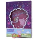 Peppa Pig Secrets Diary Note Set with Lock