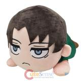 Attack on Titan Mega Jumbo Stuffed Plush Toy Levi