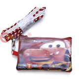 Disney Cars Mcqueen Lanyard with Coin Wallet