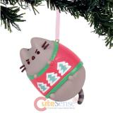 Pusheen Ornament Ugly Sweater