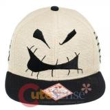 NBC Oogie Boogie Big Face Snapback