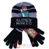 Super Mario Beanie Set Pot