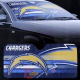 San Diego Chargers Car Windshield  Front Window Sun Shade