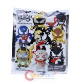 Marvel Vernom 3D Foam Figural Key Ring *Mystery Blind Bag *