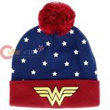DC Comics Wonder Woman Cuff Beanie