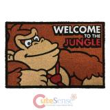Super Mario Donkey Kong Door Mat