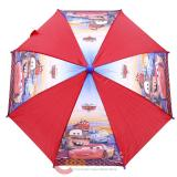 Disney Pixar Cars Mcqueen Kids Umbrella