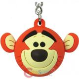 Disney Tigger Icon Ball Key Chain