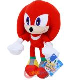 Sega Sonic The Hedgehog Knuckles Plush Doll 12in
