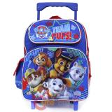 "Nickelodeon Paw Patrol Roller Backpack 12"" Toddler Small Bag- Team Pups"