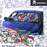 Tokidoki Windshield  Front Window Sun Shade