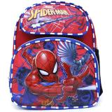 "Marvel Spiderman School Backpack 12"" Small Bag"