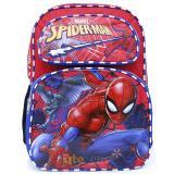 """Marvel SpiderMan School Backpack 16"""" Large Bag"""