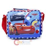 Cars Mcqueen  School Lunch Bag Insulated Snack Box LMQ