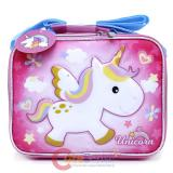 Unicorn School Lunch Bag Insulated Snack Box