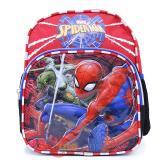 "Marvel Spiderman Toddler Backpack 10"" Small Bag"