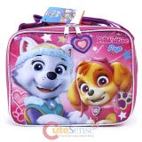 Paw Patrol School Lunch Bag Insulated Skye Everest Snack Bag -Friendship