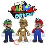 Nintendo Super Mario Odyssey Poseable Action Figure