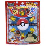 Pokemon Pikachu Figures Set