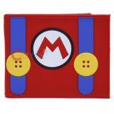 Super Mario PVC Bi Fold Wallet Mario