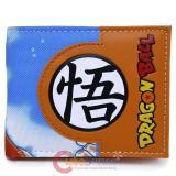 DBZ Bi-Fold Wallet Super Saiyan