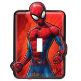 Marvel Spiderman Switch Plate