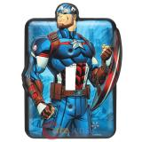 Marvel Captain America Switch Plate