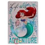 Disney Princess Ariel Tin Sign